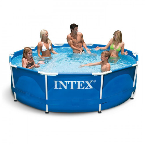 Intex Metal Frame 305 x 76 cm 28200