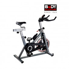 Cyklotrenažér Body Sculpture SPEED BIKE SILVER BC 4611 18 KG